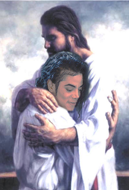 jesus-embracing michael jackson copy
