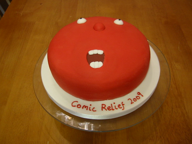 Red Nose Cake Images : 14 - 1st Red Nose Cake Flickr - Photo Sharing!