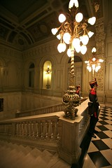 Soliders in the Palace