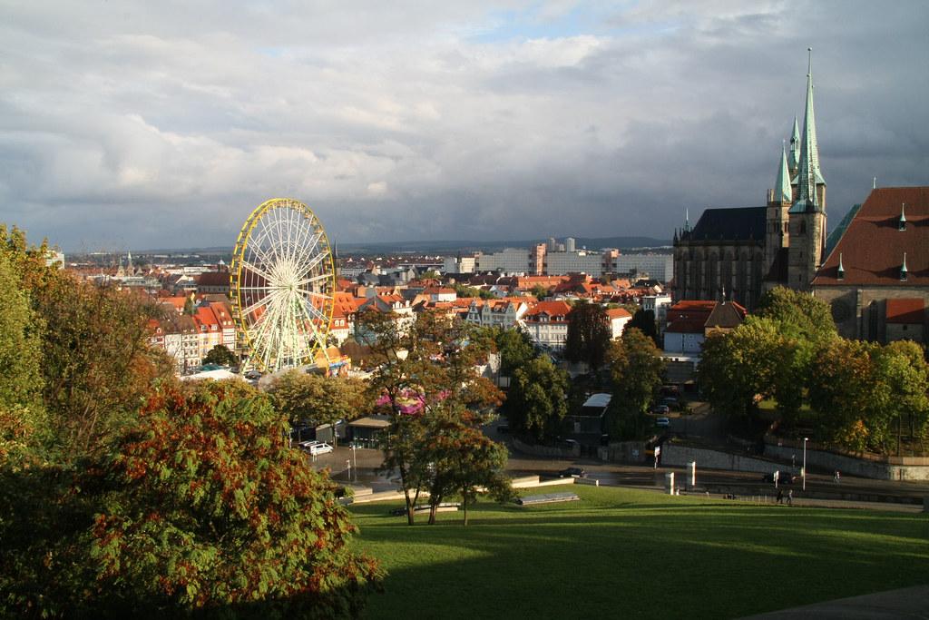 Erfurter Oktoberfest 2009