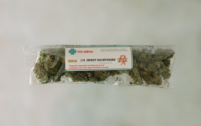 Sweet Nightmare, medical cannabis (2009)