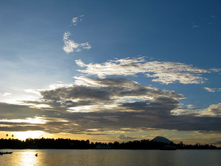 Photo of Manado Sunset, Manado, Sulawesi Utara, Indonesia