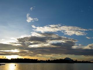 Photo of Manado Sunset, Manado, Sulawesi Utara, Indonesia