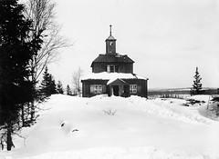 Garpenberg Miners' Chapel, Dalarna, Sweden