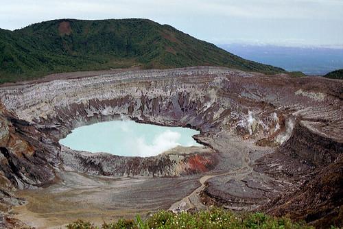 Poas Vulcano, Costa Rica