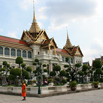 Phra Borom Maha Ratcha Wang (Grand palace)