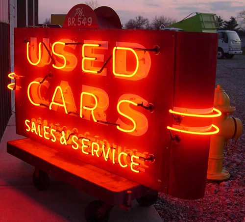 LIST OF USED CARS FOR SALE - CARS FOR SALE