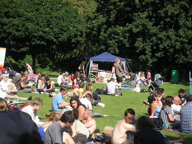 Nottingham Food Festival August