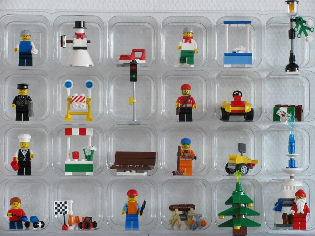 Lego City Advent Calendar 7687 Benlego Flickr