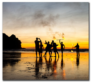 Four Elements @ Piha