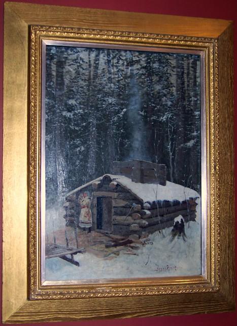 Antoine's Cabin