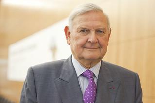 François-Xavier DE DONNEA, Président du Club