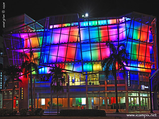 Miami's most Colorful building