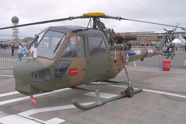 Scout AH.1 XP166 (G-APVL)