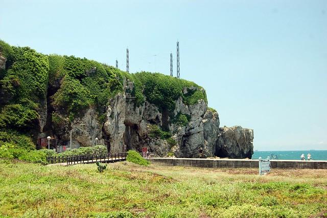20090706旗津北邊的自然風光