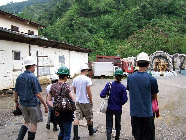 the family @ the gold mine