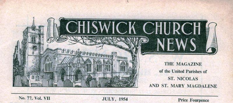 Chiswick St Nicolas Church