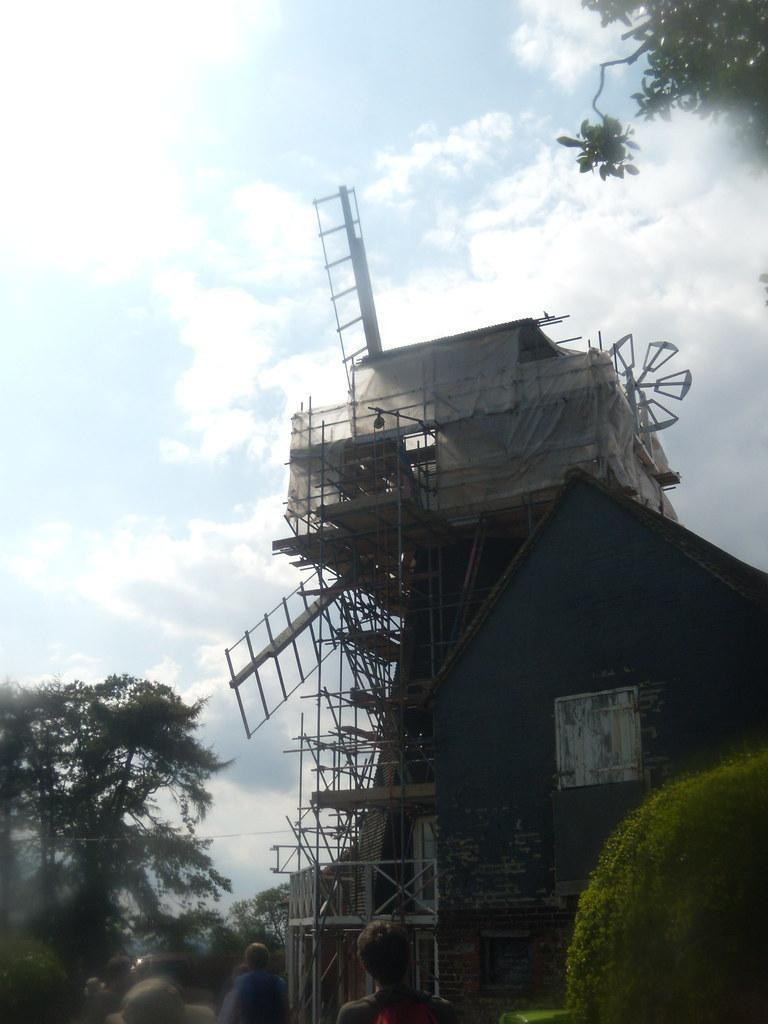 Windmill Lenham to Charing