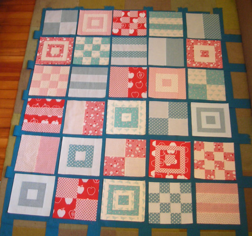 new quilt test . much better