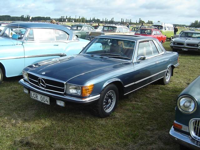 Mercedes benz 350 slc a photo on flickriver for Mercedes benz 350 slc