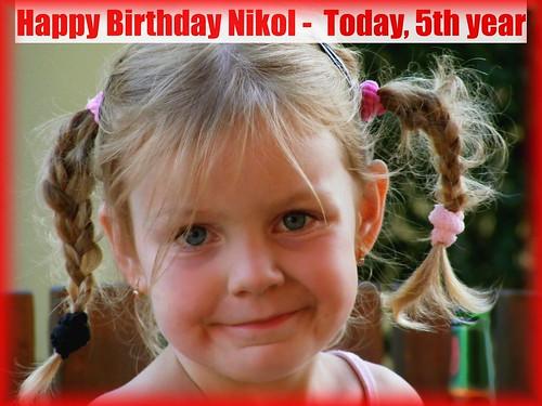 25.08.2009  - Nikol - 5th year