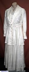 Wedding dress 1917
