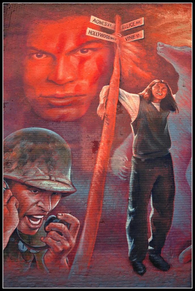 Wall Art: Twenty One  (Big Red)