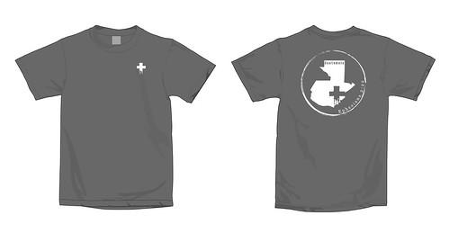 Guatemala T-Shirt Design
