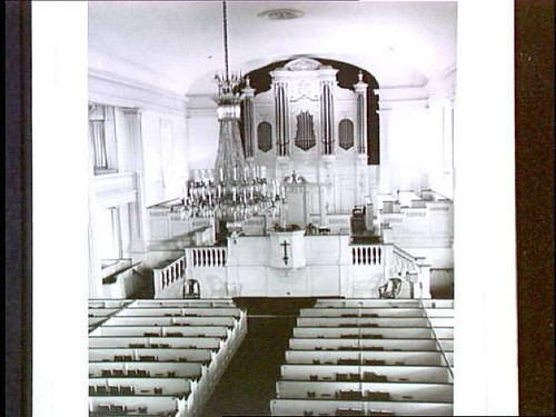 Church pulpits