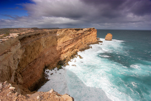 Elliston Cliffs eyre peninsula australia
