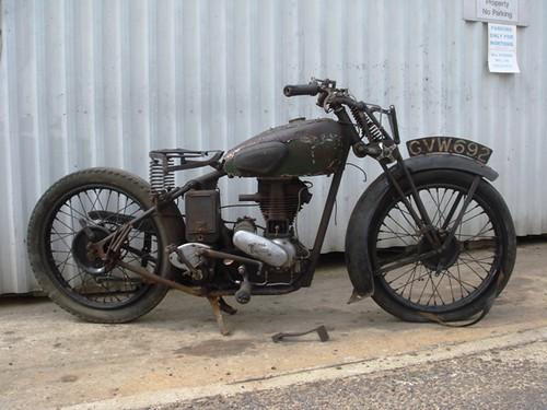 Royal Enfield 250cc