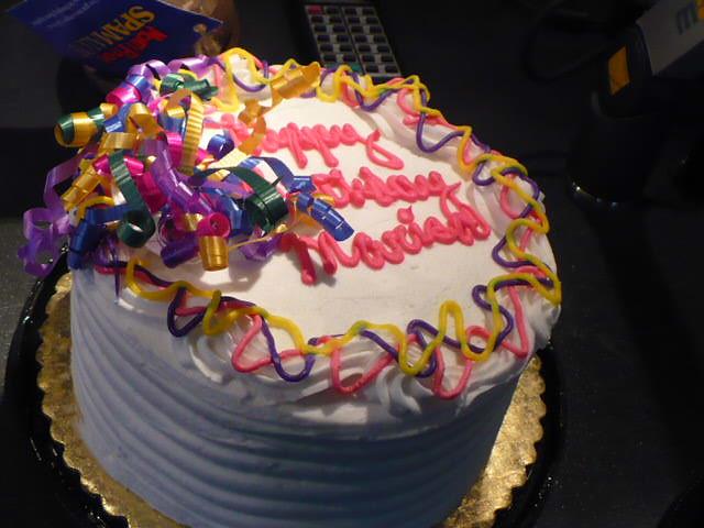 Happy Birthday Marissa Cake Images