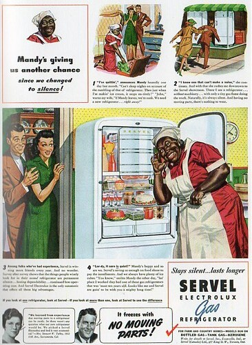Servel Electrolux Gas Refrigerator Flickr Photo Sharing
