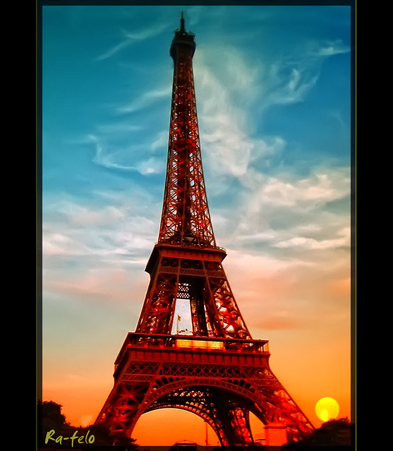 0094 torre eiffel paris flickr photo sharing for La torre paris