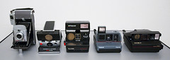The Polaroid Camera Collection | by Brian Auer