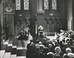 Kong Olav Vs signing (1958)