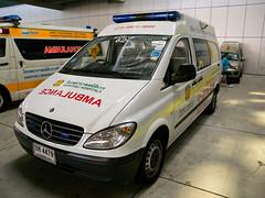 Mercedes-Benz Vito Ambulance