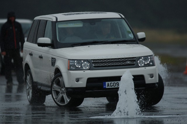 Land Rover Experience in Scotland