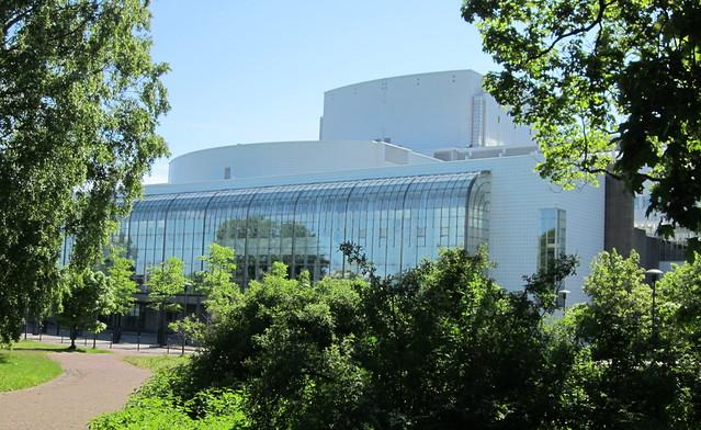 Kansallisooppera kesällä