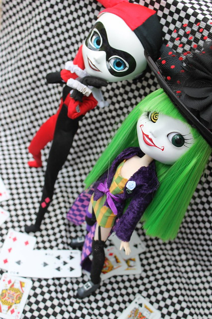Duela Dent & Harley Quin | Flickr - Photo Sharing!