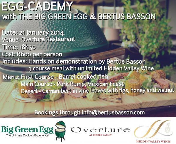 BGE - Bertus Basson