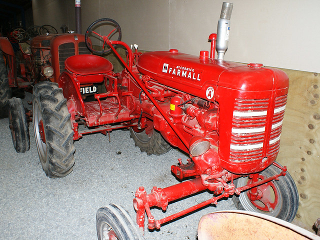 Farmall Super A Seat : Farmall super a flickr photo sharing