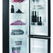 "Gorenje fridge freezer ""Made for iPod"" from inside"