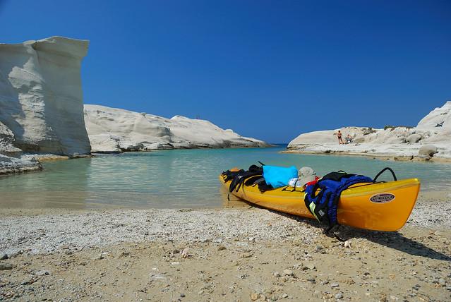 Sarakiniko - Milos island - Greece