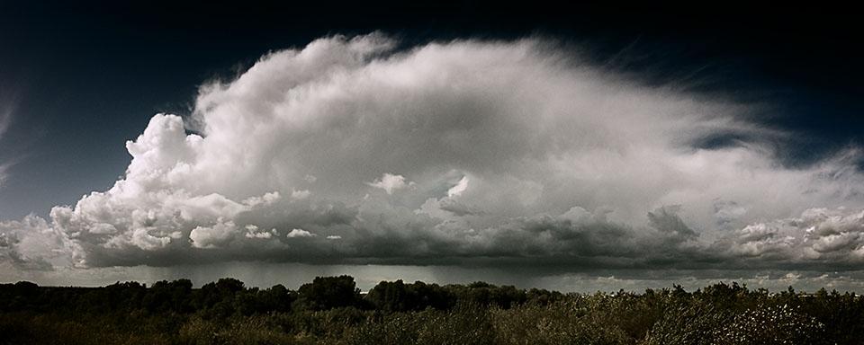 Photography - Clouds Panorama by Nicholas M Vivian