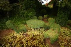 les jardins du Pays d'Auge, Cambremer