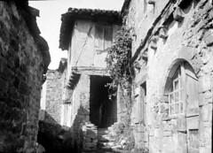 Maison des chats, Penne, octobre 1898