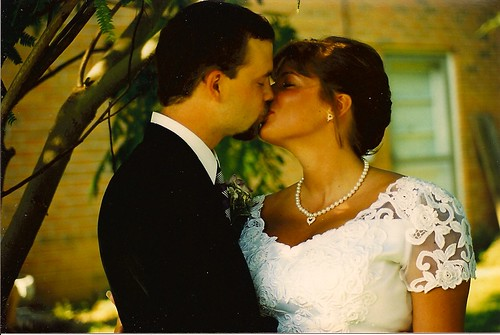 wedding day 9-27-97 by kristin~mainemomma