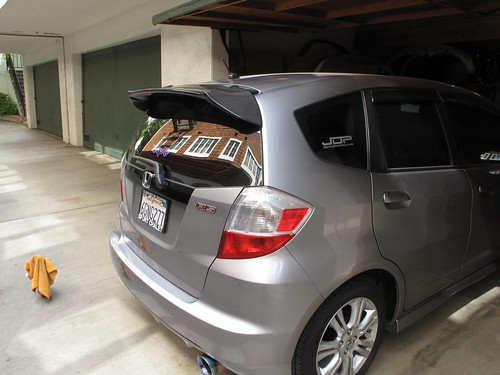 ge 8 aftermarket roof spoiler options unofficial honda. Black Bedroom Furniture Sets. Home Design Ideas