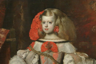 Infanta Margarita de Velazquez